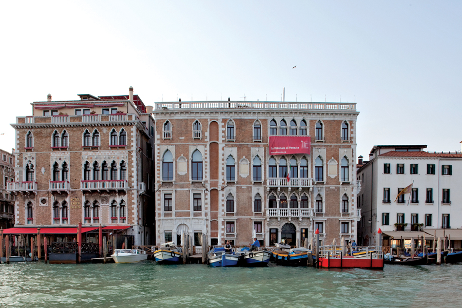 Venice, Italy, home of the Venice Architecture Biennale