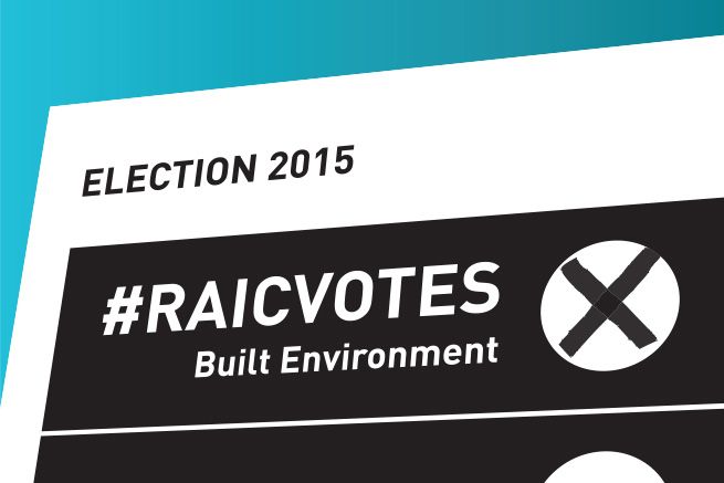 RAIC launches Election 2015: Building Better Communities