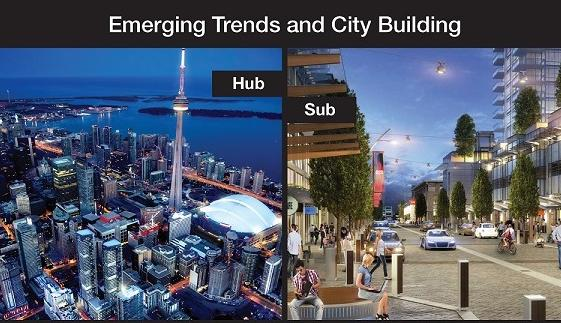 emerging trends and city-building