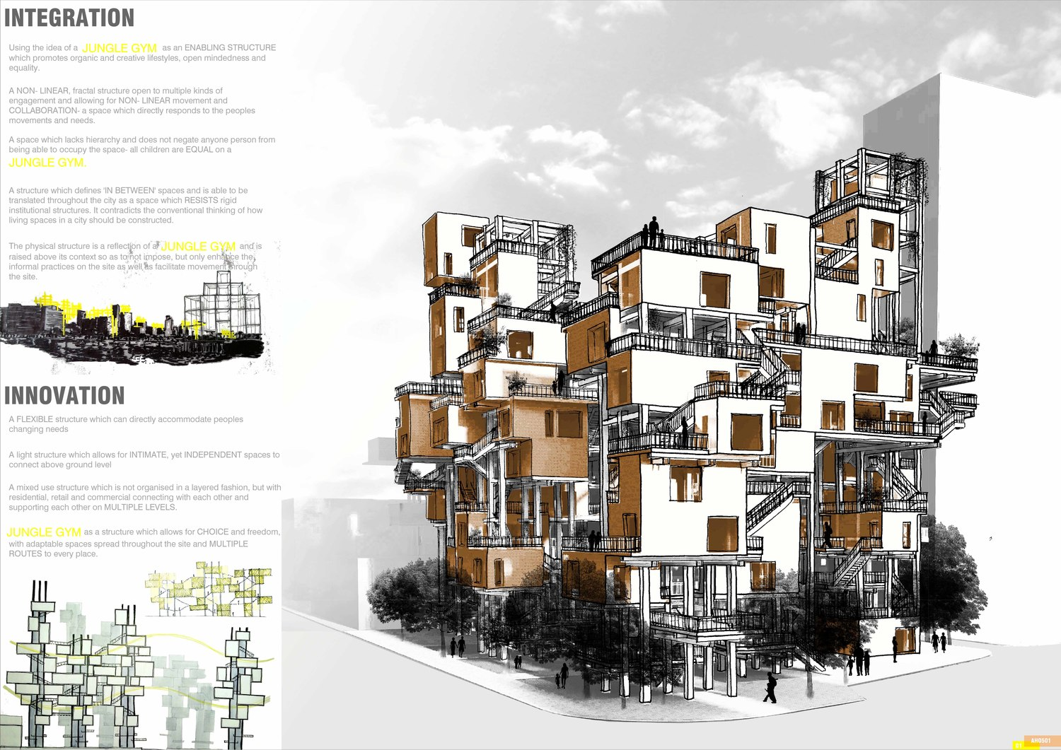 Winners of the treehousing international wood design for Architecture house design competitions