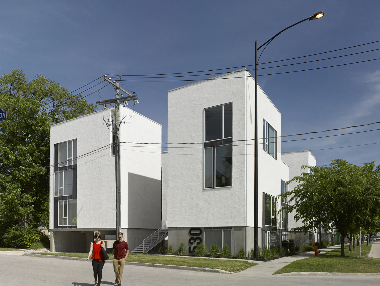 You Cube, a recent multi-unit residential project by 5468796