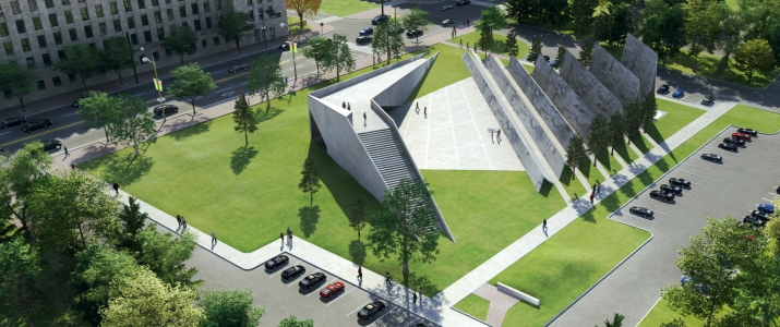 Canadian Architect's Editor-in-chief Elsa Lam made the shortlist for her trio of pieces on the Memorial to the Victims of Communism.