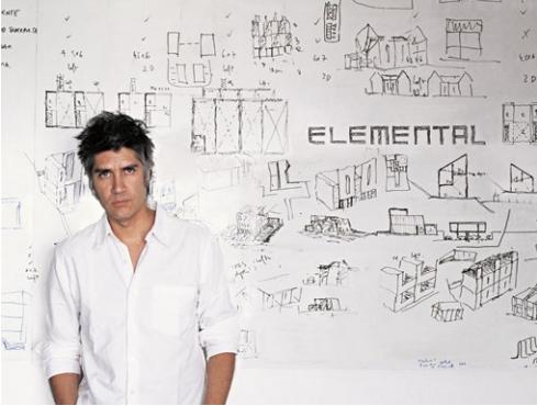 Alejandro Aravena. Photo by Cristobal Palma