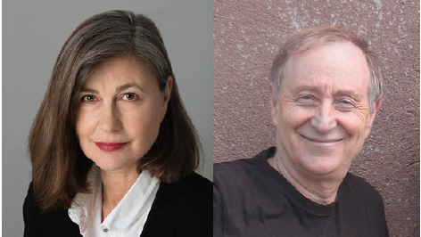 Shirley Blumberg, FRAIC, and Barry Padolsky, FRAIC, advocated against the planned Memorial to the Victims of Communism.