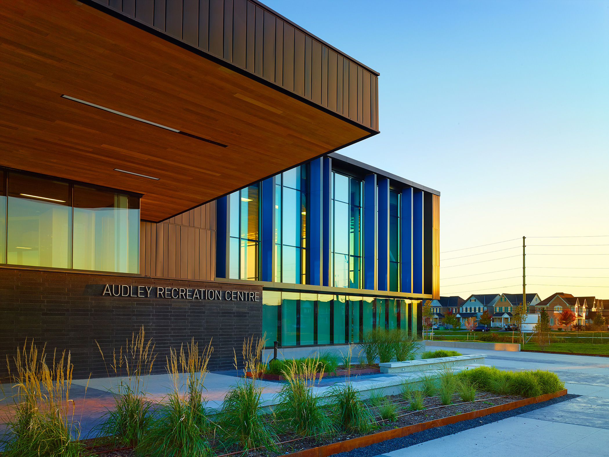 Audley Recreation Centre. Photo: Shai Gil