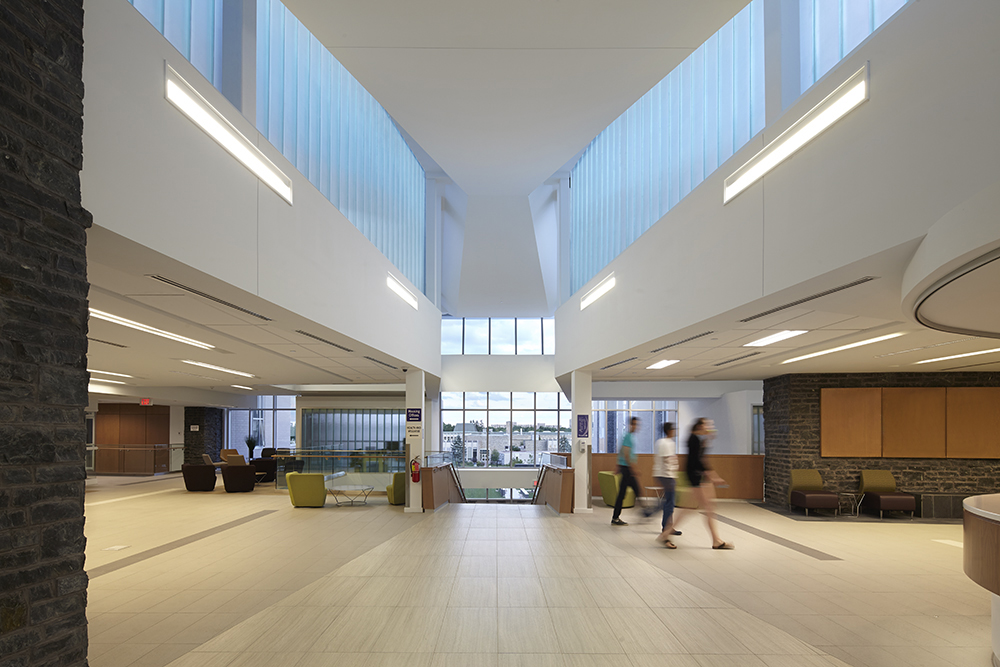 Ontario Hall by Tillmann Ruth Robinson opens at Western University