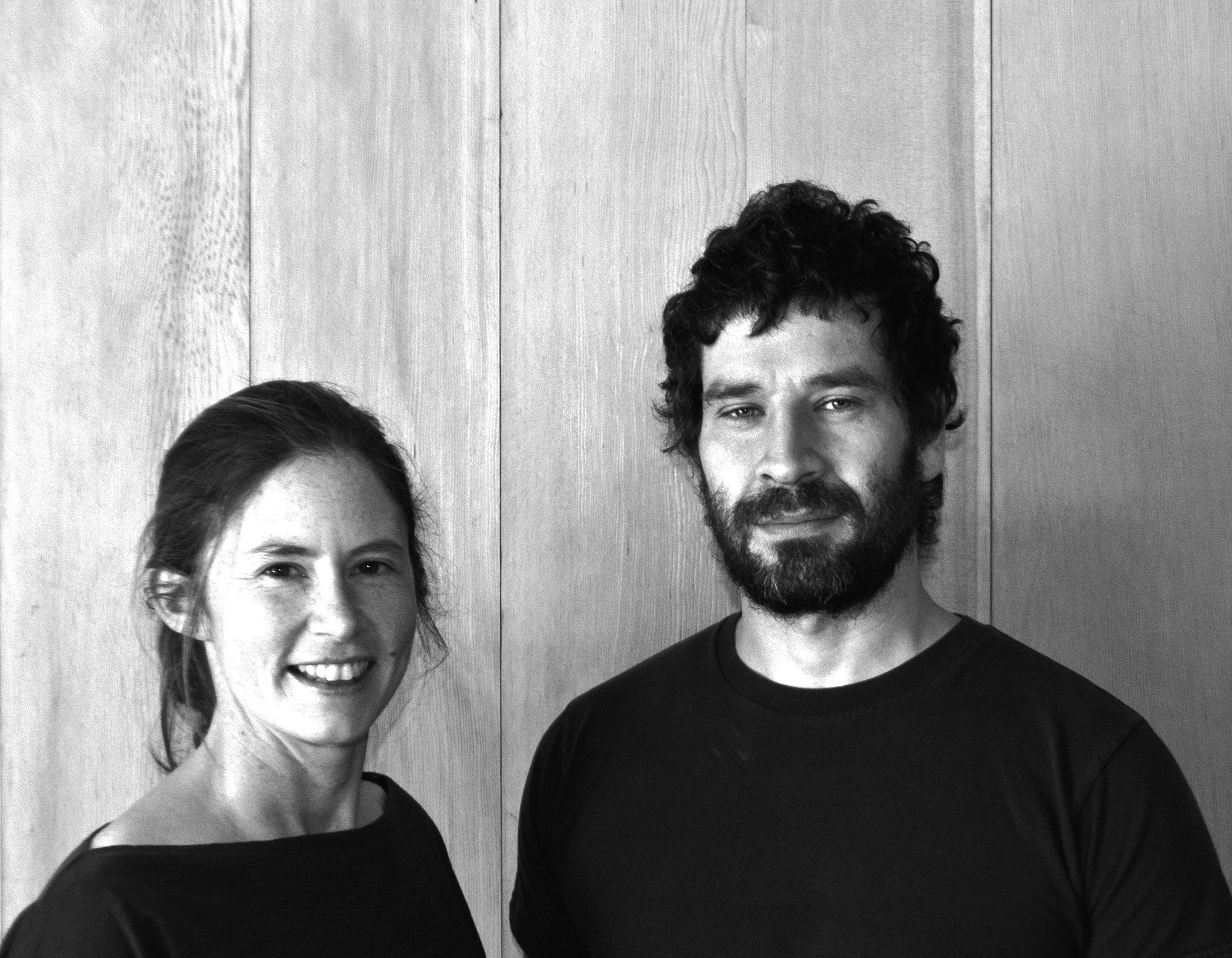 Susan and David Scott. Photo: Scott & Scott Architects