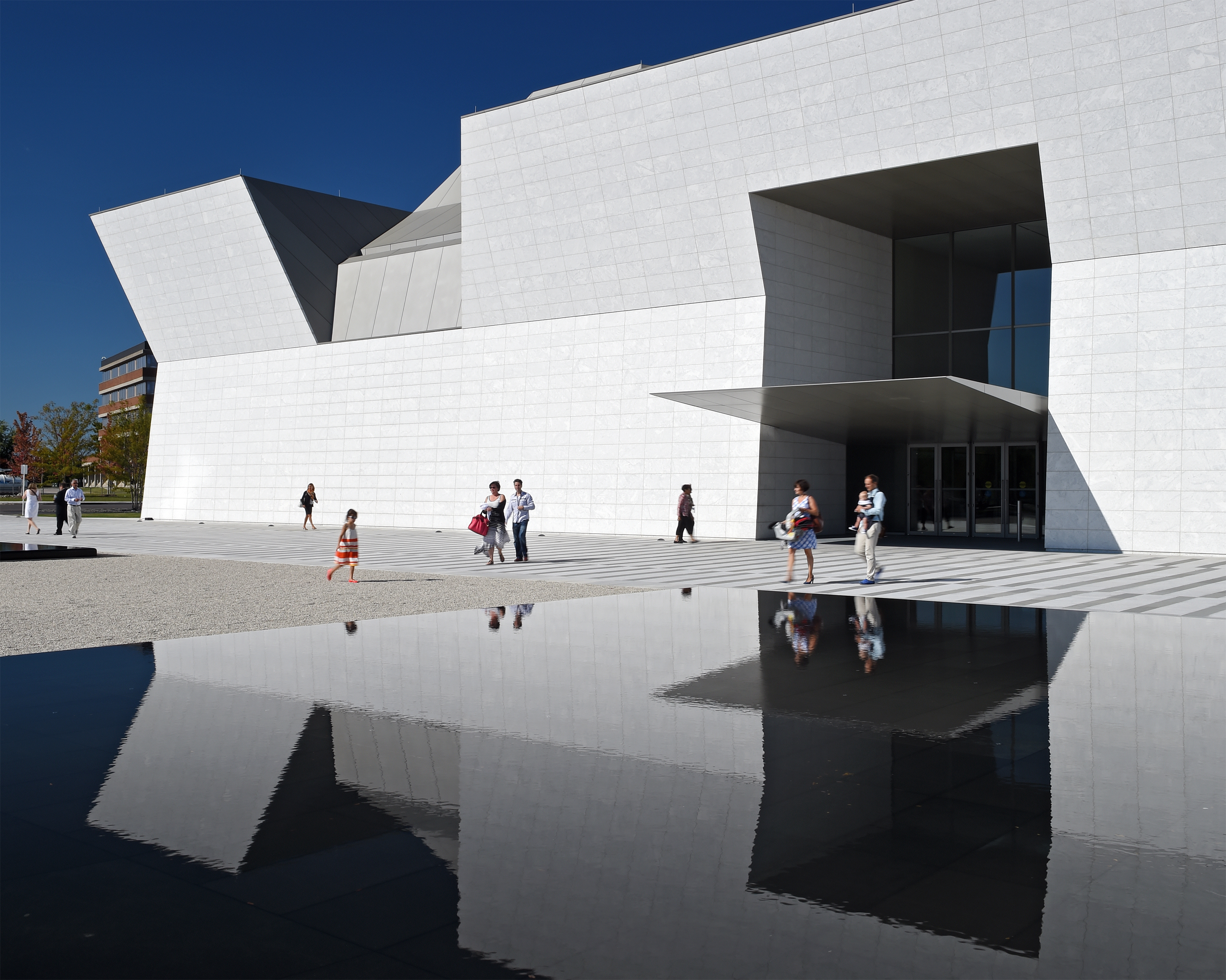 Aga Khan Museum. Photo courtesy of Kim Graham & Associates.