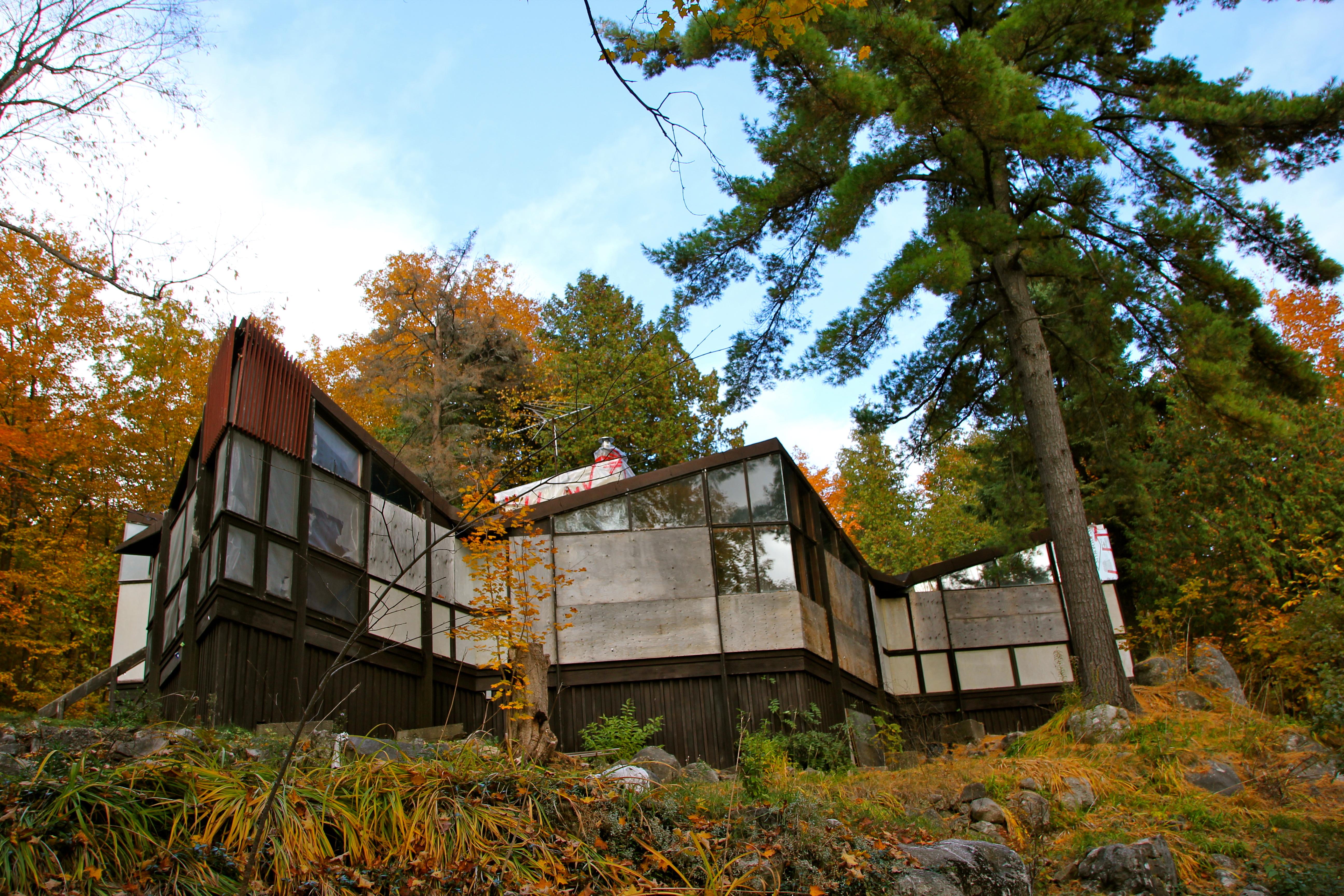 Strutt House. Photo: Carleton University