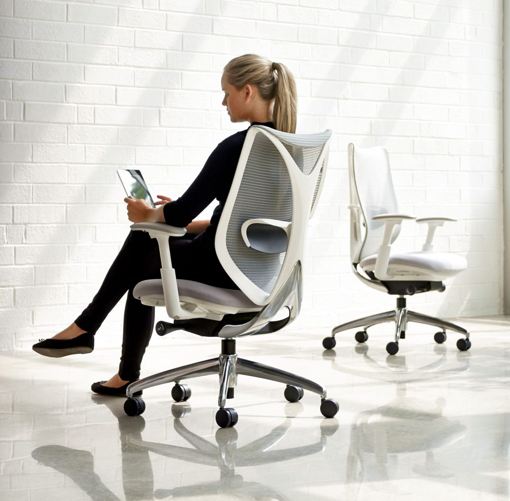 Sabrina Task Chair. Photo courtesy of Teknion