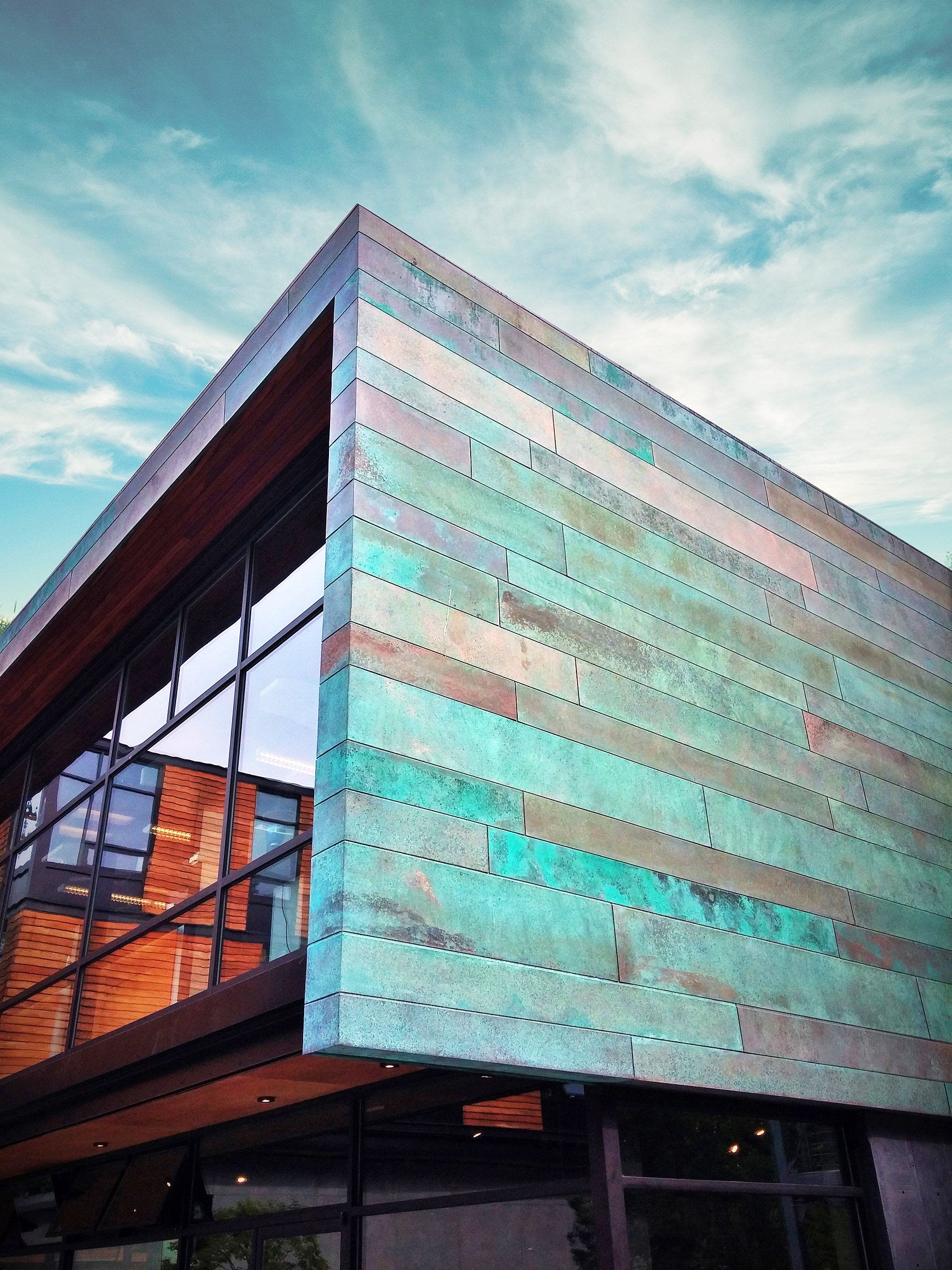 Copper Inspires Award Winning Architectural Designs
