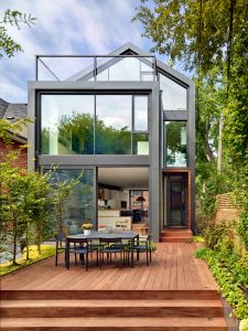 Dubbeldam Architecture + Design - Skygarden House. Photo courtesy of Dubbeldam Architecture + Design.