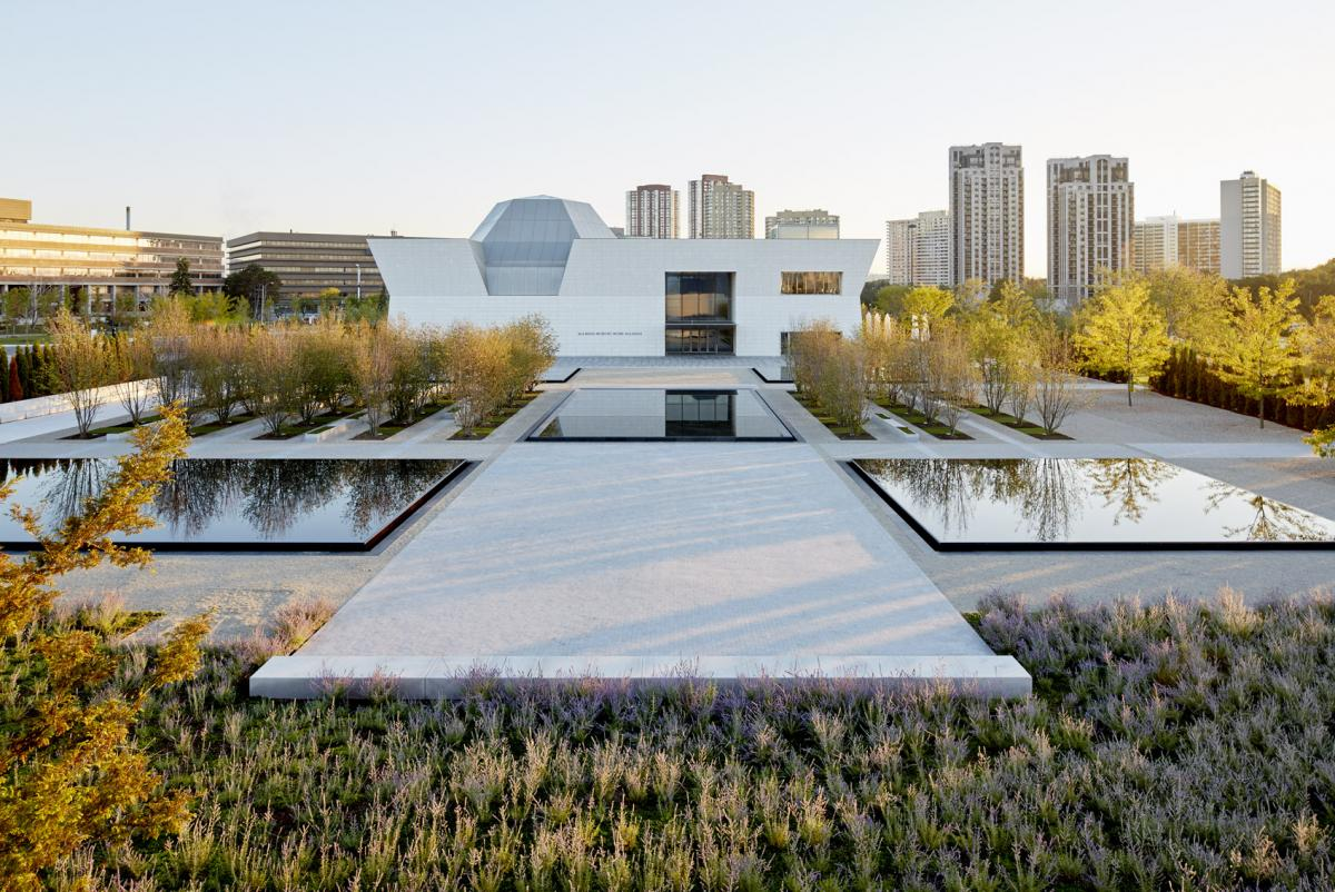 Seven canadian projects shortlisted for 2016 waf awards for Landscape architecture canada