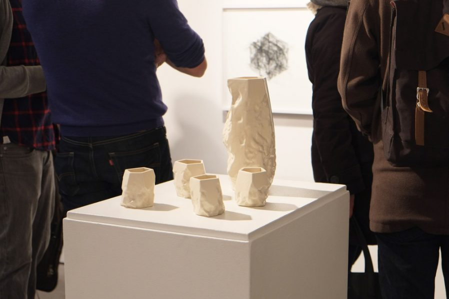 In Series Exhibition. Photo credit: Saghi Malekanian