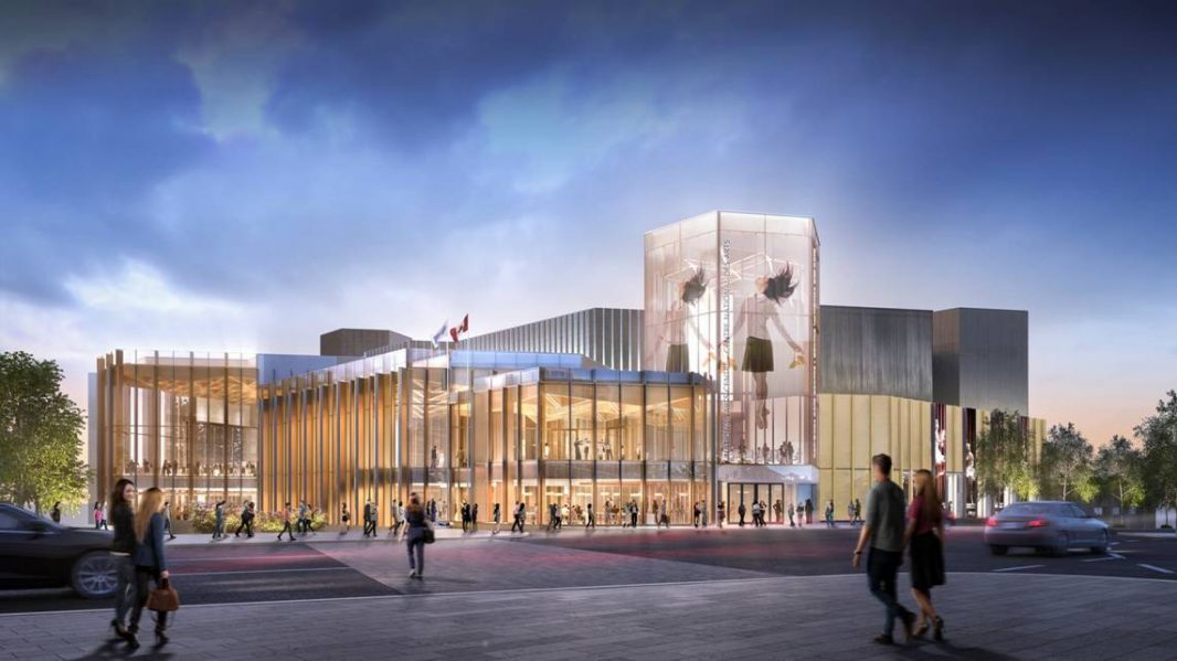 NAC - Rejuvenation. Image courtesy of Diamond Schmitt Architects
