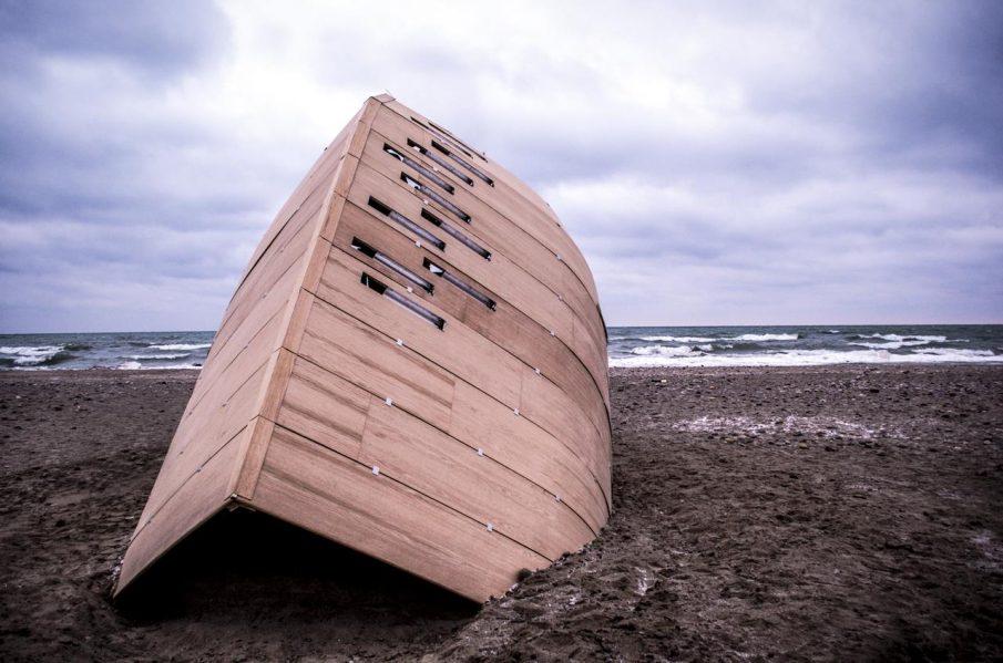 Steam Canoe. Photo credit OCADU