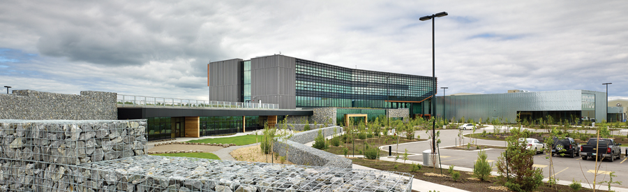 UCN's Thompson Campus acts as a community hub.