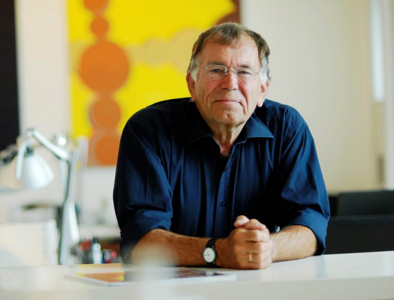 Jan Gehl. Photo credit: World Design Summit Organization (WDSO)