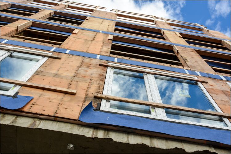 The Pembina Institute has launched a new report about ultra energy efficient Passive House buildings at The Heights in Vancouver. Photo: Stephen Hui, Pembina Institute