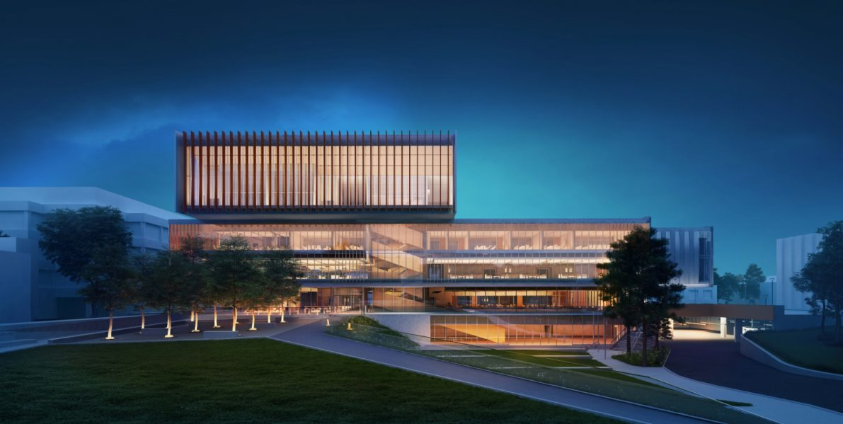Rendering courtesy of CannonDesign