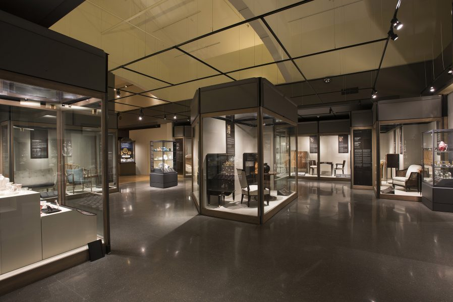 Gallery of Modern Design. Photo courtesy of the ROM.