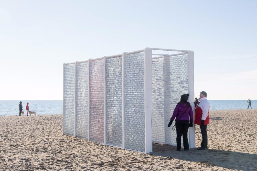Collective Memory by Mario García, Barcelona, Spain, and Andrea Govi, Milan, Italy. Photo credit: Khristel Stecher
