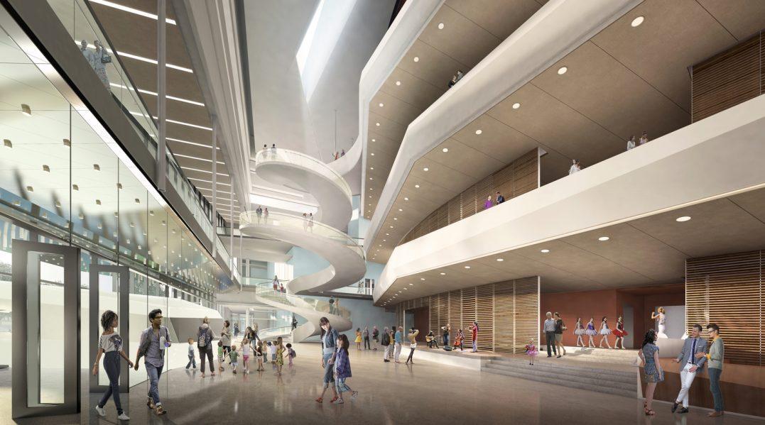Image: Diamond Schmitt Architects