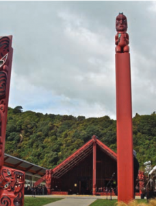 Reinstatement of Mataatua (visitor centre).