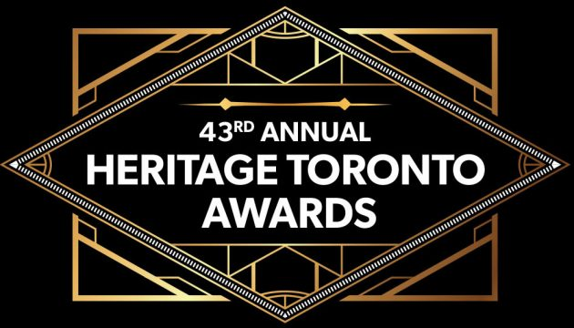 43rd Annual Heritage Toronto Awards