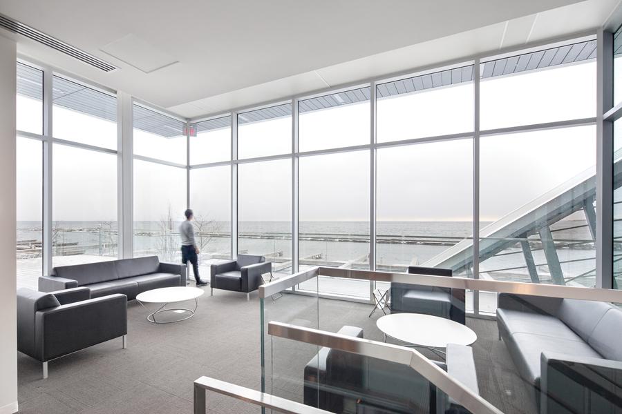 Boulevard Club, Toronto, Teeple Architects