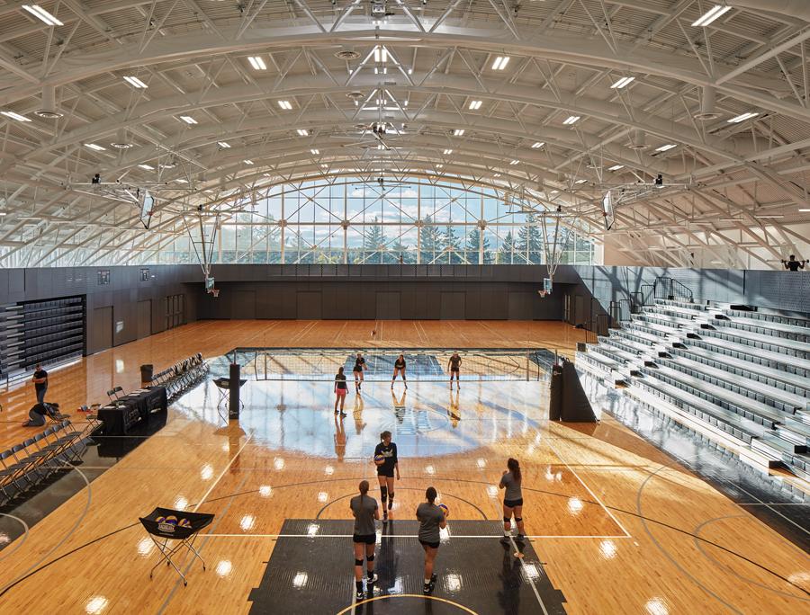 Conestoga College Recreation Centre, Kitchener, MJMA
