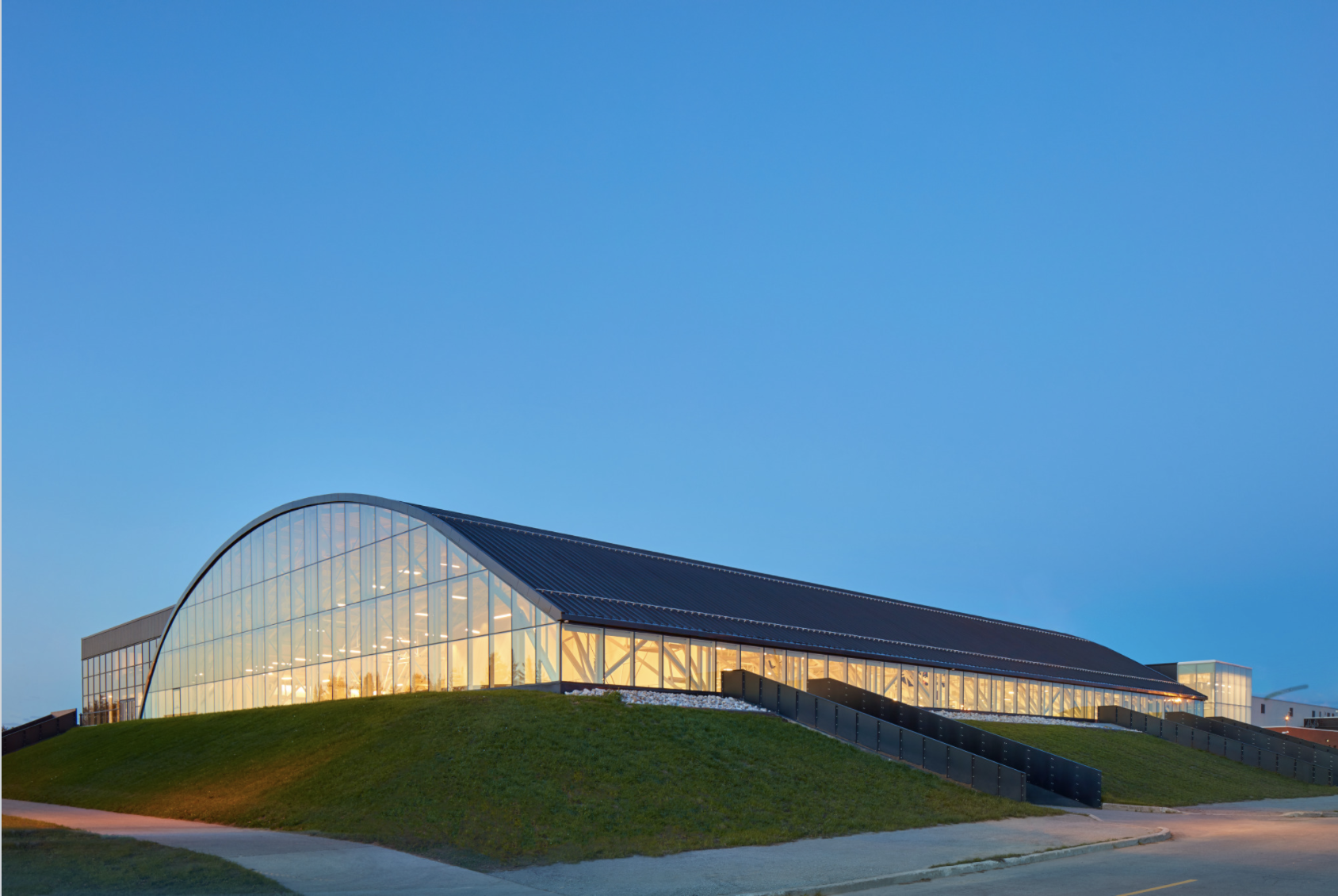 Bringing The Past to Light - Canadian Architect